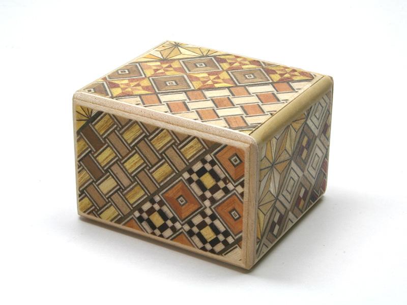 組木秘密箱4回仕掛け80人分 104,000円