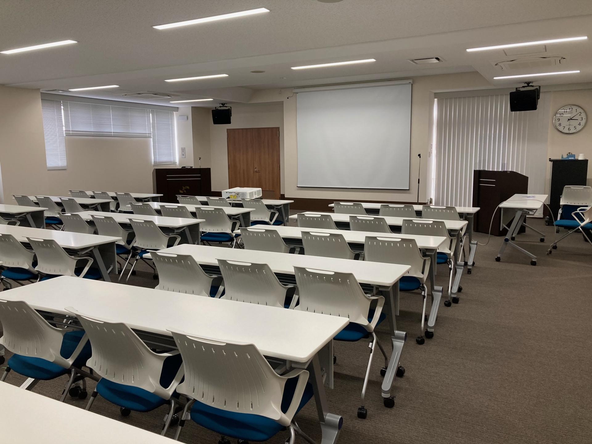 会議室1使用イメージ